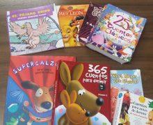 Libros nuevos en la Biblioteca Puertosol