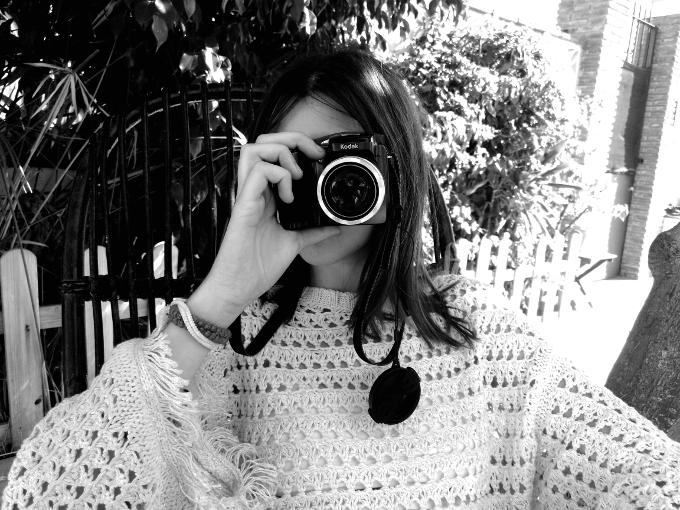 Carolina Nora autorretrato