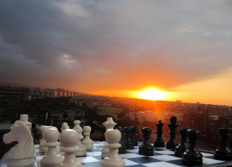 Lucía ajedrez