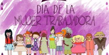 8 marzo dia de la mujer trabajadora