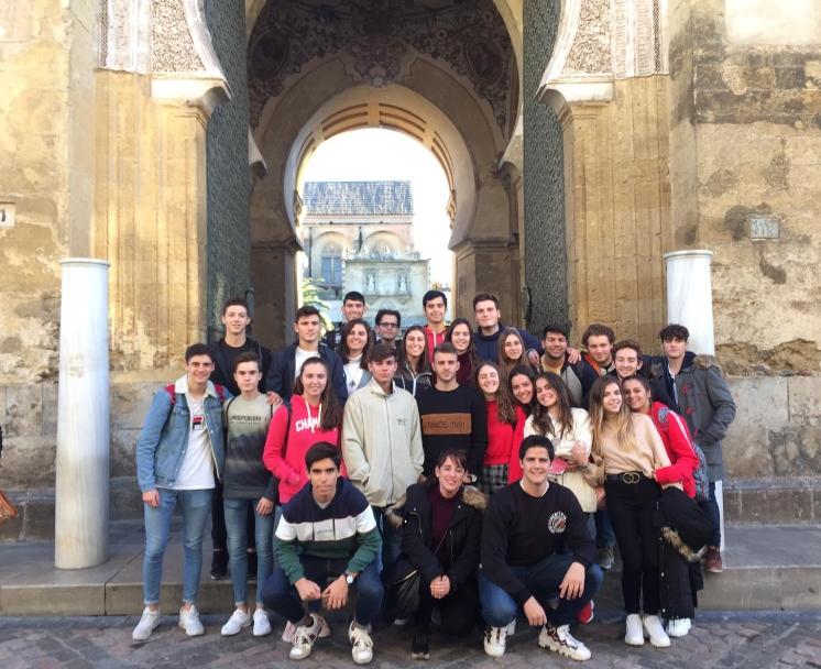 Visita a Córdoba 2ºBachillerato