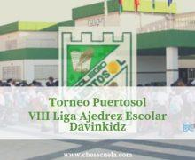 TORNEO PUERTOSOL VIII LIGA ESCOLAR