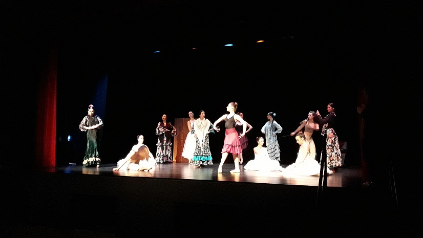 3º Educación Primaria asiste a la VII Muestra Didáctica de Danza