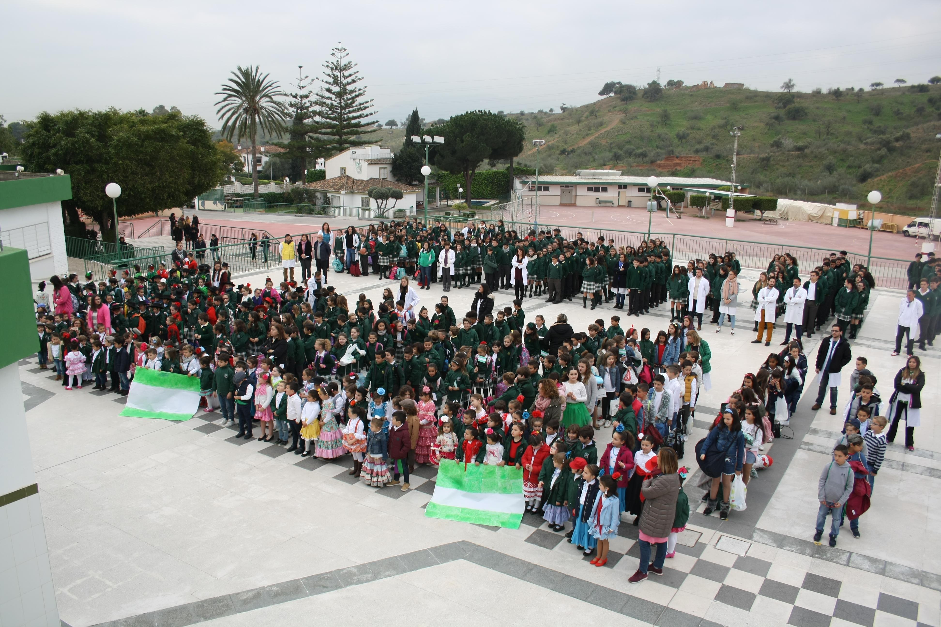 Día de Andalucía en Secundaria y Bachillerato