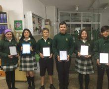 Concurso de Poesía en LDL 1ºEso