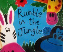 """""""RUMBLE IN THE JUNGLE"""""""