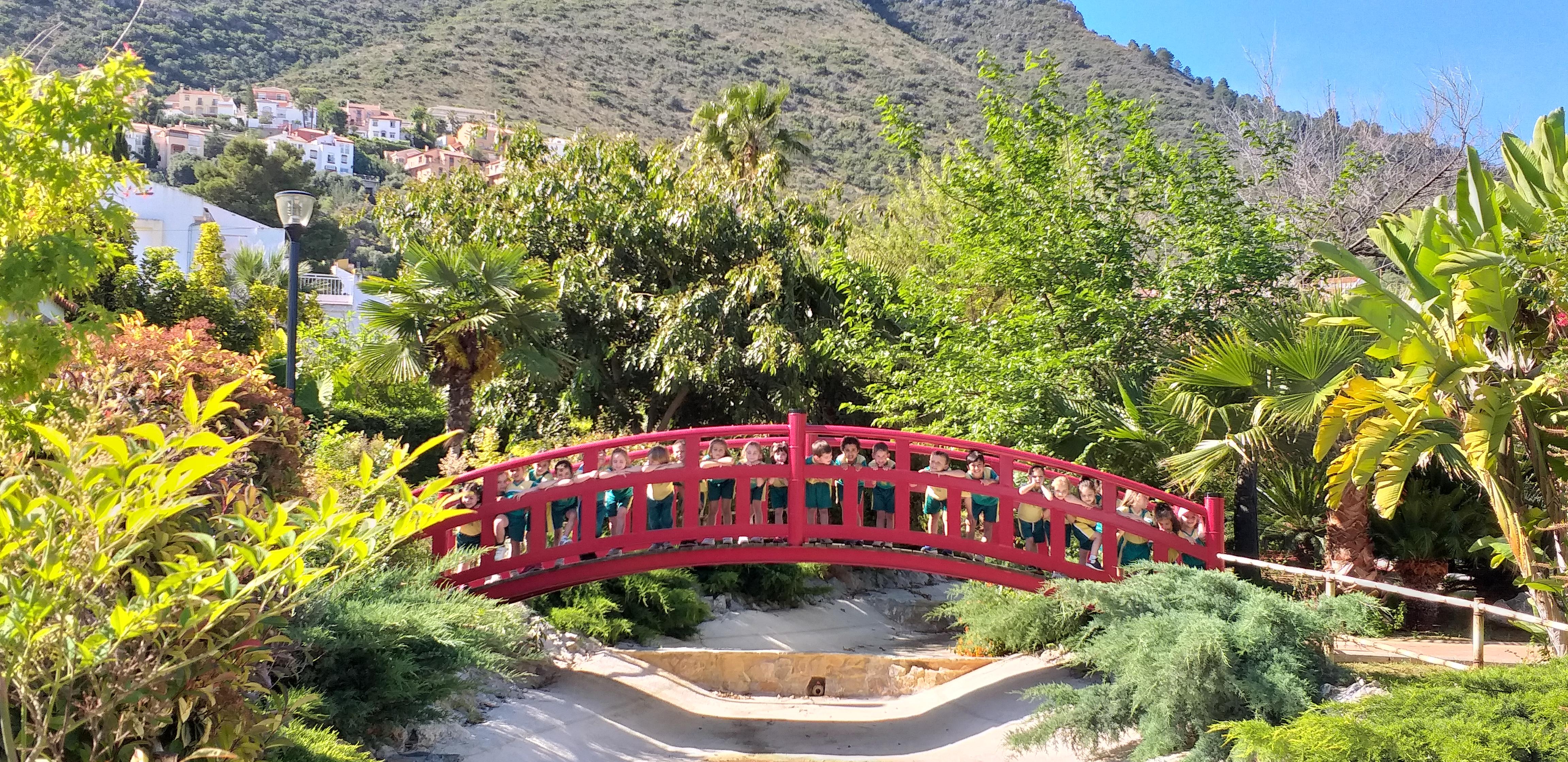 Jardín Oriental (4años)