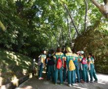 2º de Educación Primaria visita el Jardín Botánico