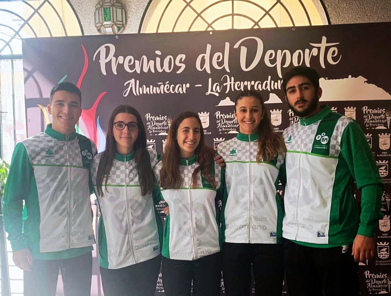 Puertosol en los campeonatos de España
