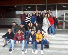 Visita al Teatro de 2º de Bachillerato