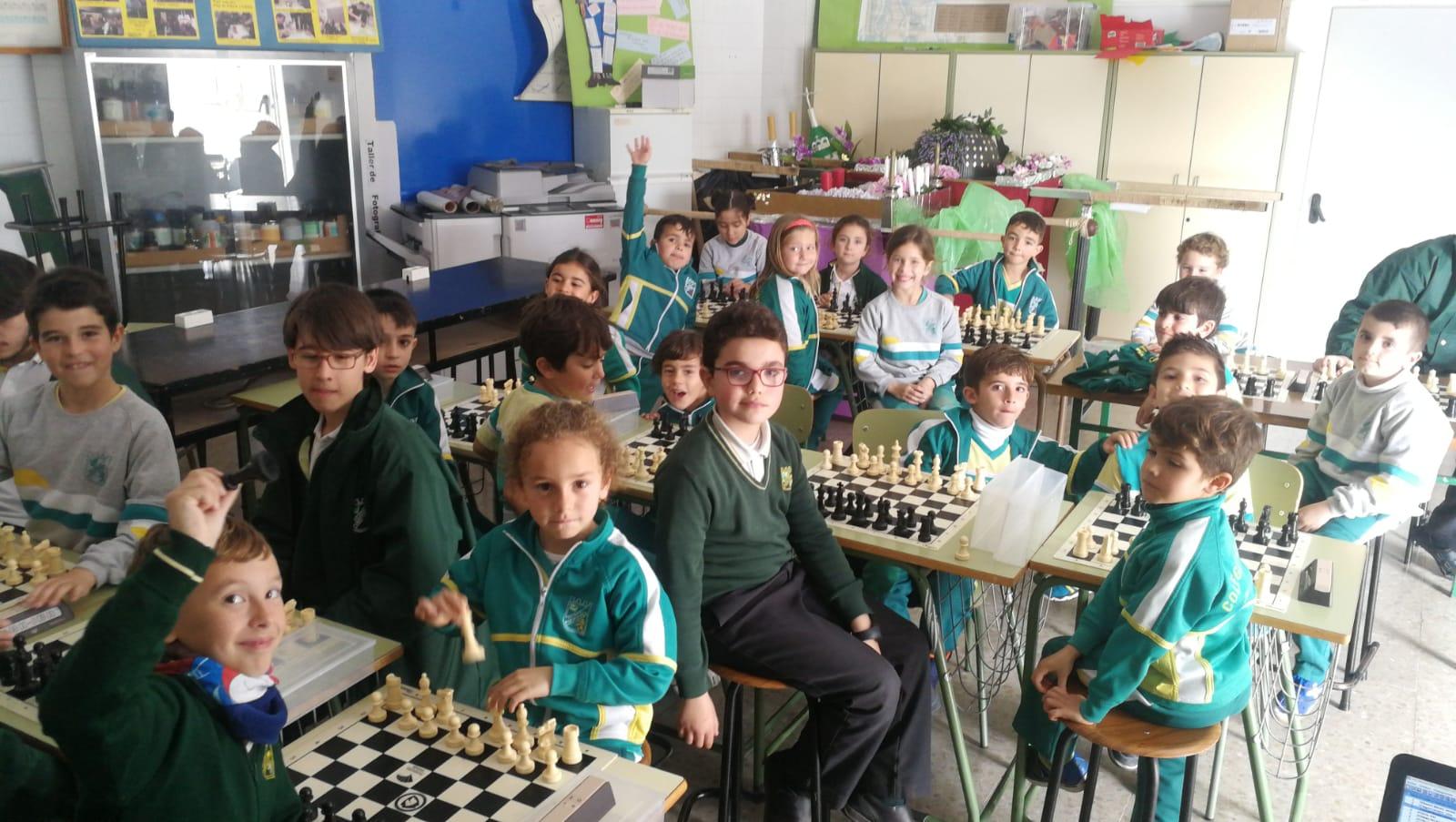 Torneo Ajedrez 26 de enero