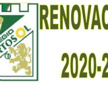 ABIERTO plazo de renovación de plazas. TODOS LOS CICLOS Curso 2020-2021
