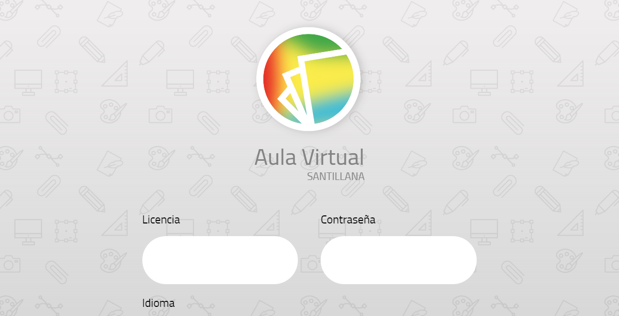 Uso de licencias digitales en PRIMARIA: Santillana