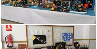 Exposición Sistema Solar 3ºEP
