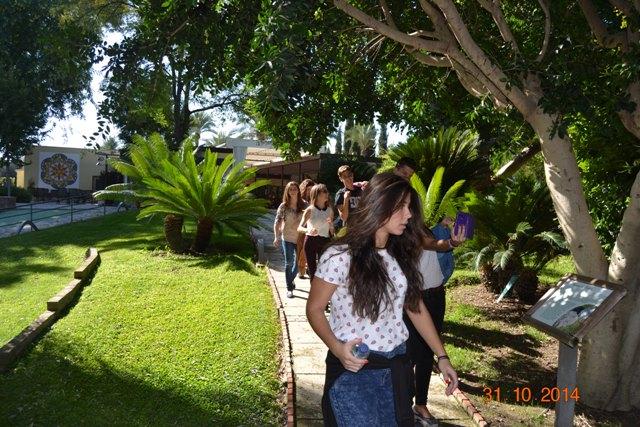 Visita al Jardín Botánico de Córdoba  Colegio Puertosol