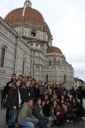foto de VIAJE DE ESTUDIOS A ITALIA 2º DE BACHILLERATO Colegio